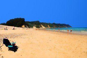 Playa Concha de Artedo, Cudillero, Asturias