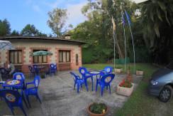 Terraza del bar | Camping Los Pradones